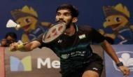 इंडोनेशिया ओपन: वर्ल्ड नंबर वन प्लेयर को हराकर श्रीकांत फ़ाइनल में पहुंचे