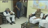 Presidential Polls: Opposition backs Yechury's 'PR' barb for BJP