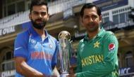 Champions Trophy: टॉस जीतने के साथ ही पाकिस्तान से मुकाबला हार गई थी टीम इंडिया