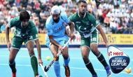 हॉकीः टीम इंडिया ने 3-1 से पाकिस्तान को दी करारी शिकस्त