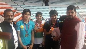 India bag 13 medals at Junior Asian Wrestling Championships 2017