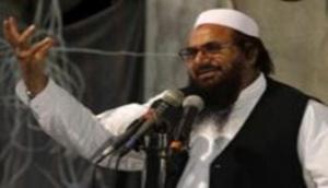 पाकिस्तान में एक अदालत के आगे गिड़गिड़ा रहा है हाफिज़ सईद