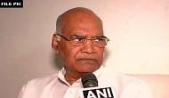 BJP names Bihar Guv. Ramnath Kovind as its Presidential nominee