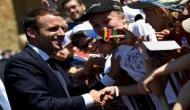 President Macron's party wins parliamentary poll majority
