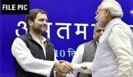 PM Modi wishes Rahul Gandhi on his 47th birthday
