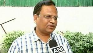 Money laundering case: CBI reaches Satyendra Jain's residence