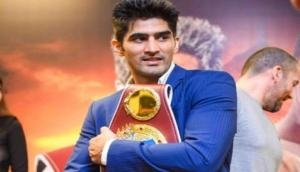 Battleground Asia: Vijender Singh beats China's Zulpikar, maintains unbeaten record