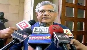 Centre harbouring private armies in name of cow protection: Yechury