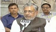 Tej Pratap Yadav provided wrong figures during 2015 elections: Sushil Modi