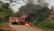 बिहार: बेकाबू ट्रक ने चार को रौंदा, तीन की मौत