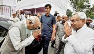 'रायसीना हिल्स' की रेस: रामनाथ कोविंद को नीतीश का समर्थन, कांग्रेस चित