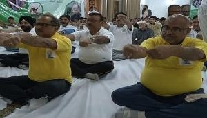 Yoga has countless benefits: Nirmal Singh