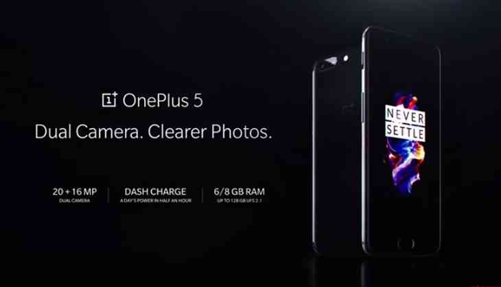 OnePlus 5 with 8GB RAM and dual cameras launched at $479. Will Indians buy it?