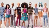 Finally, Barbie's boyfriend Ken gets a makeover: Cornrows, man buns
