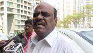 Justice Karnan lodged in Kolkata Presidency jail