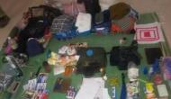 Jharkhand: Security forces seize massive cache of explosives, ammunition