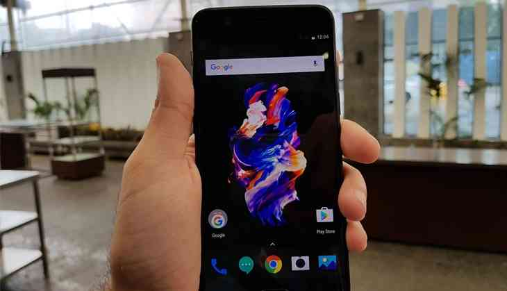 OnePlus 5 with dual-cameras unveiled in India; prices start at Rs 32,999