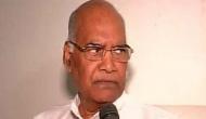 BJP to file Ram Nath Kovind's nomination on 23 June