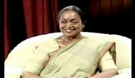 Presidential elections a fight of ideology: Oppn nominee Meira Kumar