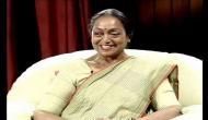 राष्ट्रपति चुनाव : मीरा कुमार समर्थन जुटाने के लिए बिहार दौरे पर जाएंगी...