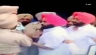 Ruckus in Punjab Assembly: Suspended MLAs stage protest, AAP MLAs thrown out