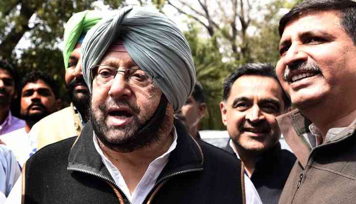 Amarinder faces the heat over unabated sacrilege incidents in Punjab