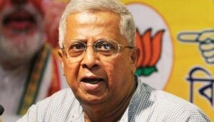 Why Tathagata Roy won't budge from the Raj Bhavan, despite CPM's complaint