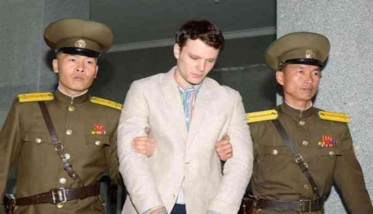 North Korea accuses USA  of 'smear campaign' over Warmbier death