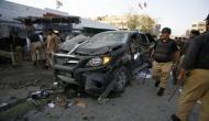 आतंकवादी हमले में बाल-बाल बचे पाकिस्तानी मंत्री