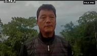 Bimal Gurung resigns from GTA's chief executive post