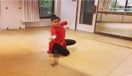 Graceful Alia practices classical dance in new Instagram still
