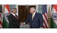 Jaishankar meets Tillerson ahead of PM Modi's visit