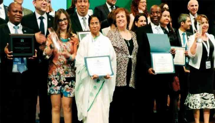 Mamata's Kanyashree scheme bags top award at UN Public Service Forum
