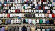 Tripura Muslims pray for world peace ahead of Eid
