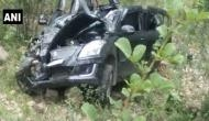 Seven killed, 5 injured after jeep rolls down cliff in Shimla