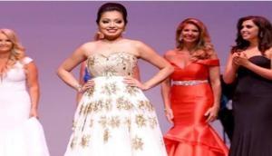Assamese beauty crowned Mrs World 2nd runners up, Mrs Congeniality