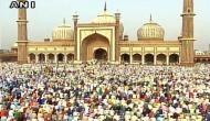 राष्ट्रपति, पीएम मोदी और राजनाथ ने कहा- ईद मुबारक