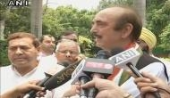 Nitish was the first to decide on Bihar's Dalit daughter defeat: Azad
