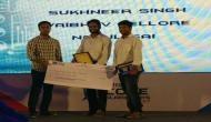 Maharishi University Students strike big and bring glory at data science contest