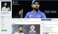 Facebook पर 3.5 करोड़ Followers बनने के बाद कोहली का फैंस को सलाम