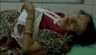 Uttar Pradesh woman thrashes mother-in-law over property claim
