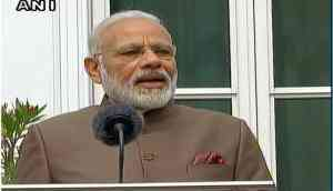 Historic: PM Modi first Indian PM to visit Israel