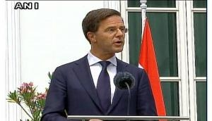 Dutch PM lauds India's commitment to renewable energy, Paris Climate Agreement