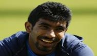 RCB has their own version Jasprit Bumrah and he is as fiery as the original one; see video