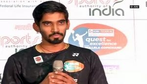 Srikanth credits Gopichand for all recent success of Indian badminton