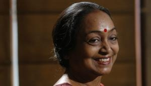 Presidential poll is about the battle of ideologies: Meira Kumar