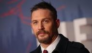Tom Hardy poses for selfies at petrol station