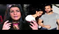 सारा के डेब्यू पर सैफ़ का रिएक्शन सुनकर नाराज़ हो गर्इं Ex-Wife अमृता