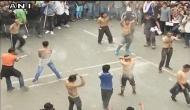 दार्जिलिंग में GJM का अनोखा प्रदर्शन, निकाली 'ट्यूबलाइट' रैली