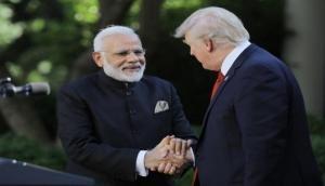 PM Modi, Trump pledge to deepen defense, security cooperation